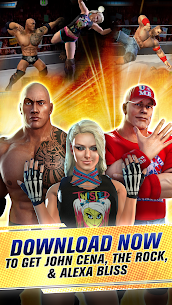 WWE Champions 2021 Mod Apk (High Damage/No Skill CD) 4