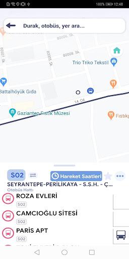 kentkart mobile 5.0.2 Screenshots 2