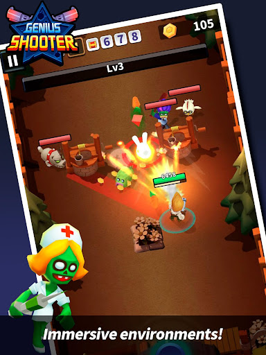 Genius Shooter android2mod screenshots 4