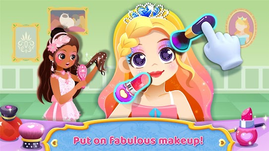 Little Panda: Princess Makeup MOD Apk 8.48.00.01 (Unlimited Money) 3