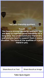 Love And Friendship Test – Love Calculator. 1.7 Latest MOD APK 3