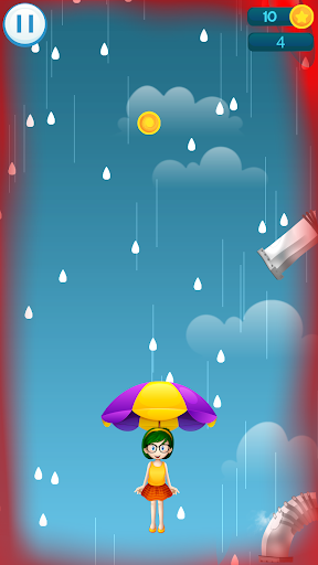 Télécharger Drip Drip Drop: Dodge Drops with Magic Umbrella mod apk screenshots 3