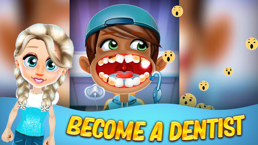 Little Dentist modiapk screenshots 1