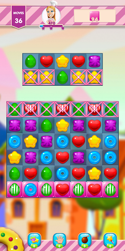 Sweet Jelly Crush Match 3 screenshot 7
