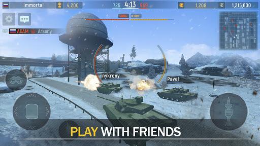 Armada: Modern Tanks apktram screenshots 1