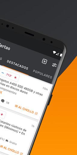 Chollometro u2013 Chollos, ofertas apktram screenshots 2