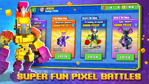 Super Pixel Heroes 2021 1.2.221 screenshots 5