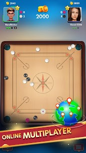 Carrom King MOD APK (Unlimited Coins) 3