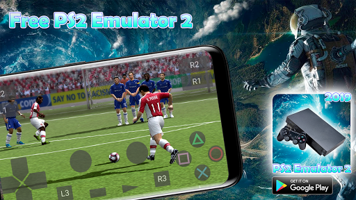 Free Pro PS2 Emulator 2 Games For Android 2019  screenshots 1