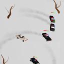 Survival Derby 3D - game balap dan lari mobil