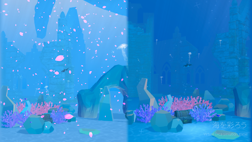 Virtual Orca Simulation game 3D -Aquarium World-  screenshots 5