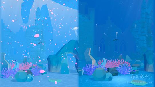 Virtual Orca Simulation game 3D -Aquarium World- 5