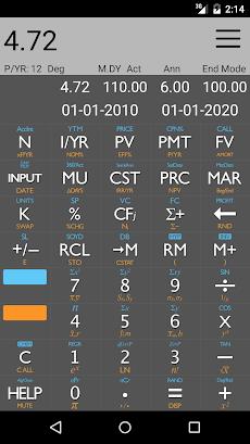 10bii Financial Calculatorのおすすめ画像2