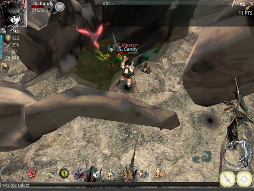 Pandum MMORPG Free to play 2.13.2 screenshots 2