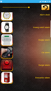 Alarm and Sirens Sounds 5