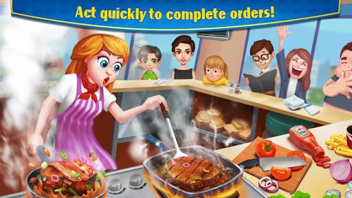 Crazy Cooking - Star Chef APK MOD – Pièces de Monnaie Illimitées (Astuce) screenshots hack proof 2