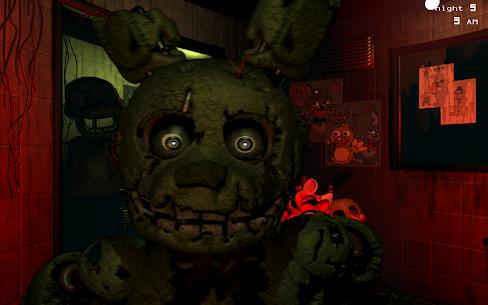 Fnaf 3 Apk Güncel Sürüm 2021** Five Nights at Freddy's 3 10