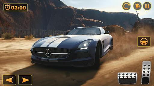 Benz SLS AMG: Extreme City Stunts Drive & Drifts Apkfinish screenshots 4