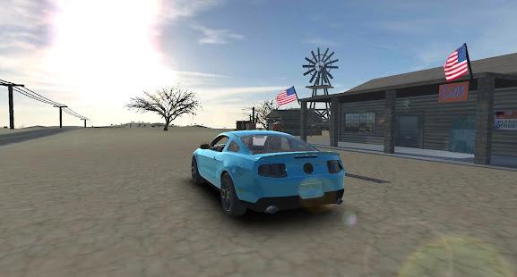 Modern American Muscle Cars 2 Mod Apk