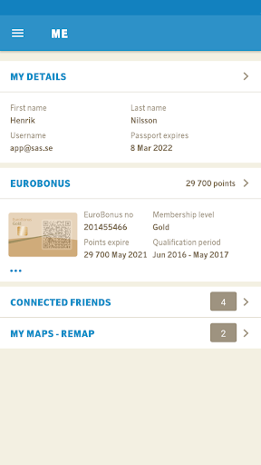 SAS – Scandinavian Airlines  screenshots 5