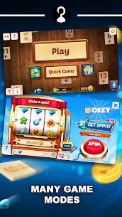 Okey MOD (Unlimited Money/Diamonds) 3