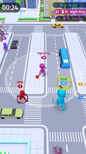 Move.io: Move Stop Move - Stickman Crowd 3D 0.0.56 screenshots 3