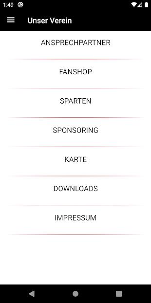 TSV Vineta Audorf screenshot 3