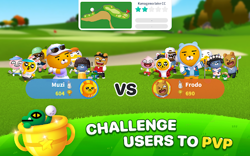 Friends Shot: Golf for All screenshots 4