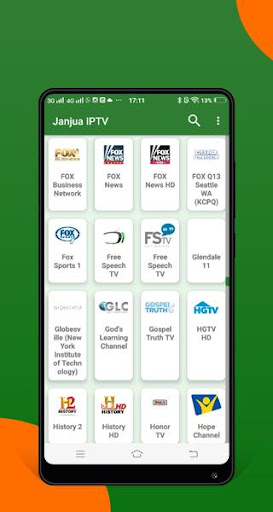Foto do Janjua IPTV - App TV ao vivo