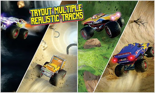 Off Road Outlaw – 4×4 monster truck games 2.4 Mod APK Updated 1