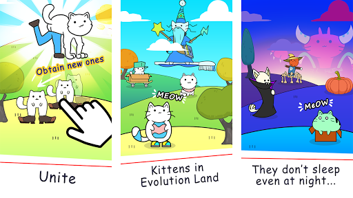 Cat Game - Purrland for kitties  screenshots 21