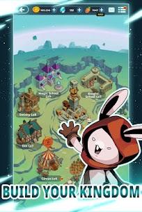 Rabbit in the moon 22