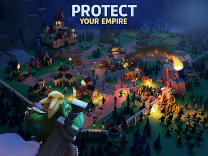 Empire: Age of Knights - Fantasy MMO Strategy Game 2.7.8979 Screenshots 6