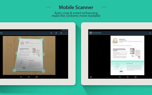 CamScanner HD - Scanner, Fax 3.2.0.20140327 Screenshots 7