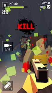 Cube Killer Zombie – FPS Survival Mod Apk 1.2.4 [Mega mod] 1