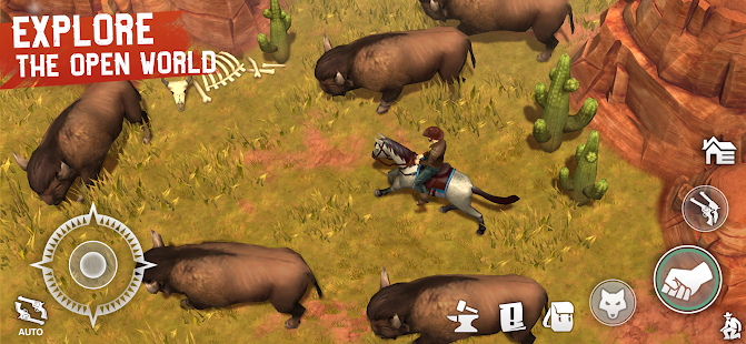 Westland Survival - Be a survivor in the Wild West Screenshot