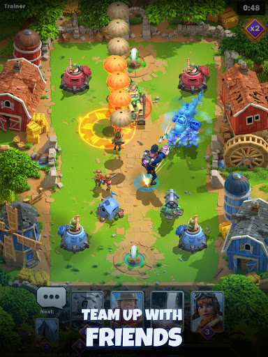 War Alliance - Realtime Multiplayer War  screenshots 16