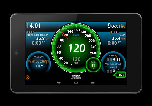 Ulysse Speedometer  Screenshots 12