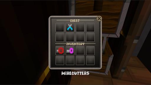 blocky Granny mod chapter one modavailable screenshots 4