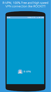 R-VPN – Free VPN For Android