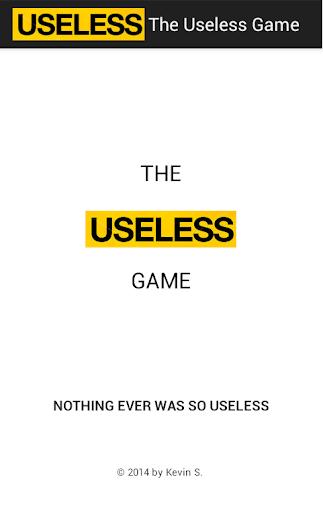 the useless game screenshot 1