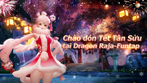 Dragon Raja - Funtap modiapk screenshots 1
