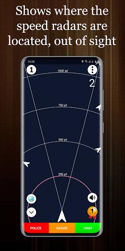 Police Radar (Speed Camera Detector)  Screenshots 4