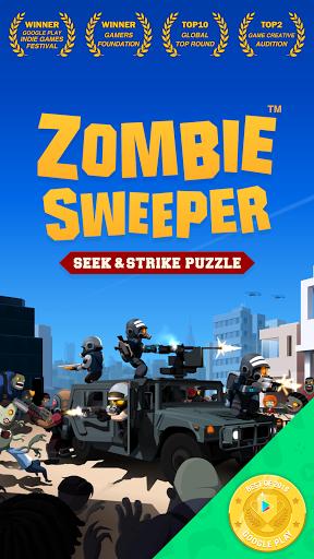 Zombie Sweeper: Seek and Strike Puzzle 1.2.103 screenshots 8
