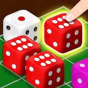 Dice Mania-3D merge number game