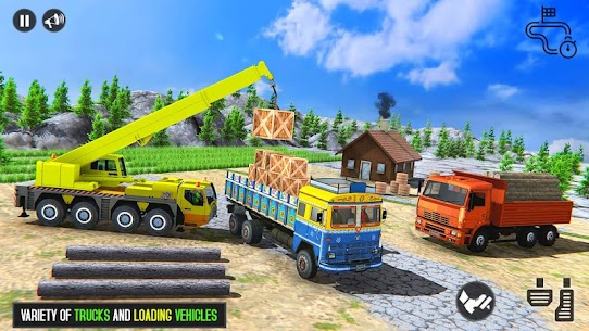 Cargo Indian Truck 3D – New Truck Games 1.15 APK Mod Latest Version 2