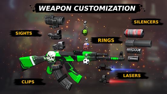 KUBOOM 3D: FPS Shooter 6.11 screenshots 2