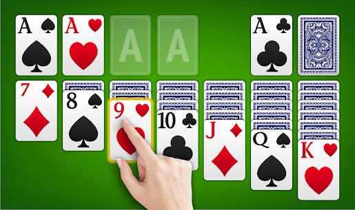 Solitaire – Ücretsiz Klasik Kart Oyunları Apk Download 4