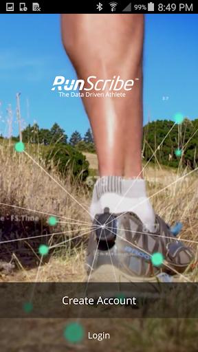 RunScribe screenshot 1