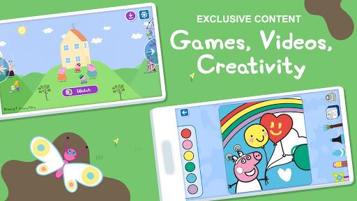 World of Peppa Pig u2013 Kids Learning Games & Videos 4.0.0 screenshots 2